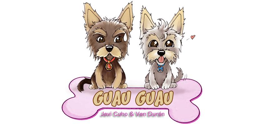 GUAU GUAU - Javi Cuho & Van Durán